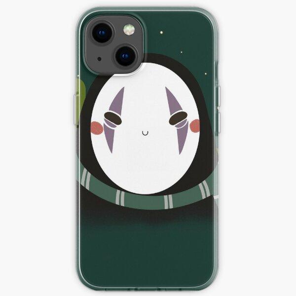Kaonashi Slytherin iPhone Flexible Hülle