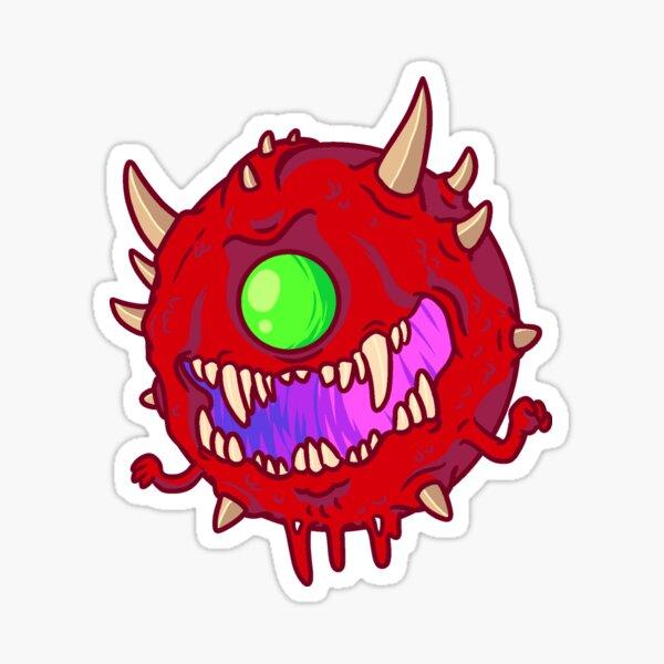 Cacodemon Sticker