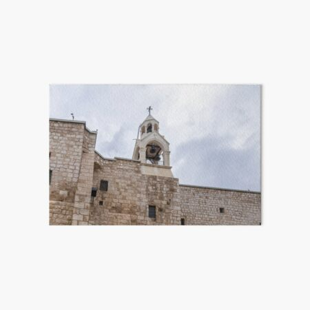 Bethlehem Church of the Nativity  Art Board Print