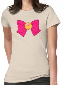 Sailor Moon Bow Womens Fitted T-Shirt
