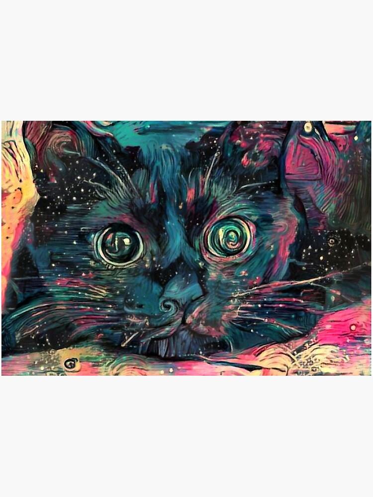 Vincent's Cat by BunnyClarke