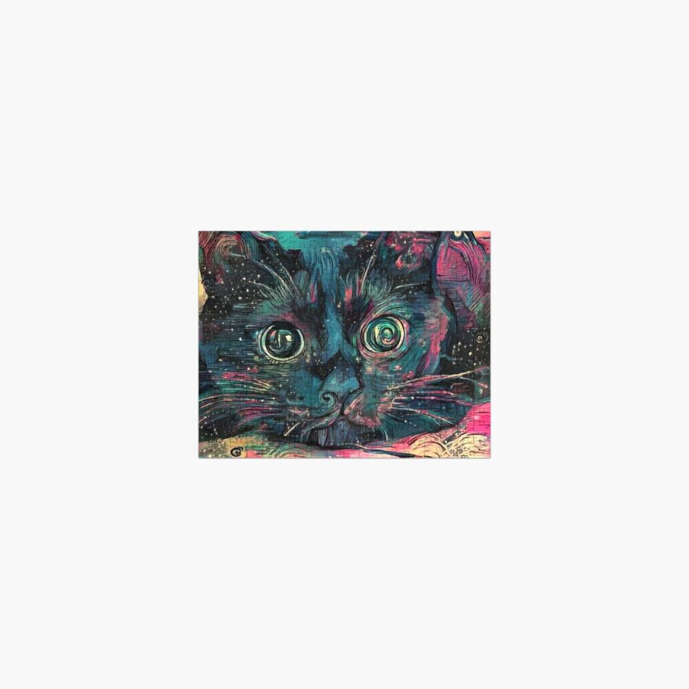 Vincent's Cat Jigsaw Puzzle