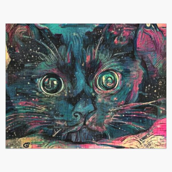 Vincent's Cat Jigsaw Puzzle