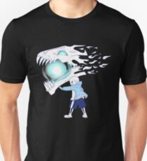 Undertale - Sans and Gasterblaster T-Shirt