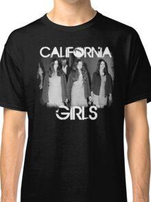 Susan Atkins/Patricia Krenwinkel/Leslie Van Houten - California Girls Classic T-Shirt