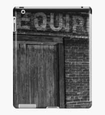 Equipment iPad Case/Skin