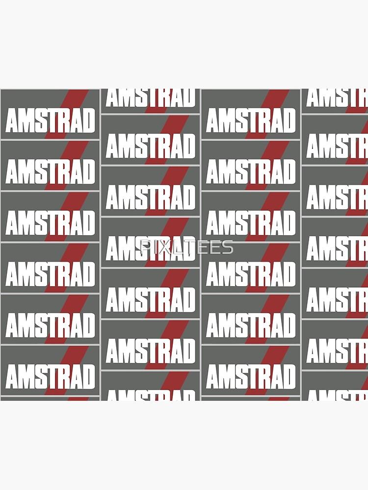 «LOGO AMSTRAD» par PIXLTEES