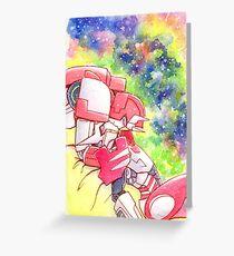 Dratchet Kiss 4 Greeting Card