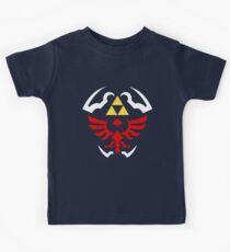 Hylian Shield - Legend of Zelda Kids Tee