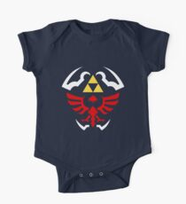 Hylian Shield - Legend of Zelda One Piece - Short Sleeve