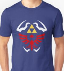 Hylian Shield - Legend of Zelda T-Shirt