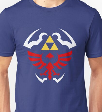 Hylian Shield - Legend of Zelda Unisex T-Shirt