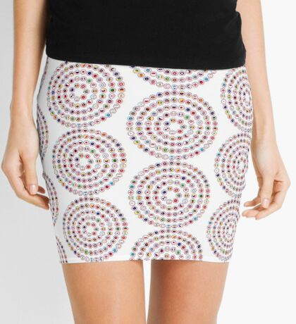 We Are America Multinational Patriot Flag Collective 1.0 Mini Skirt
