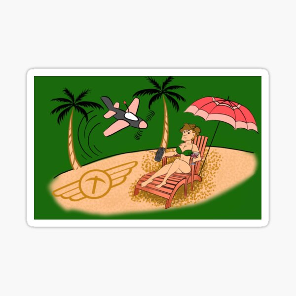 MAV 2021 Pats Sticker
