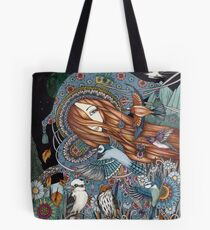 Synchronicity (The World) Tote Bag
