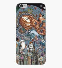 Synchronicity (The World) iPhone Case