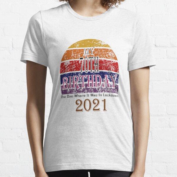 Gift 2020 CAUSING CHAOS SINCE 1950-70th Birthday T-Shirt Premium Quality