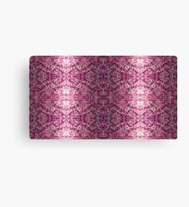 Pink Knitted Jumper Canvas Print