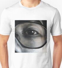 Lens, 100-100cm, 2010, oil on canvas T-Shirt