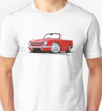 Triumph Herald 13/60 Red T-Shirt
