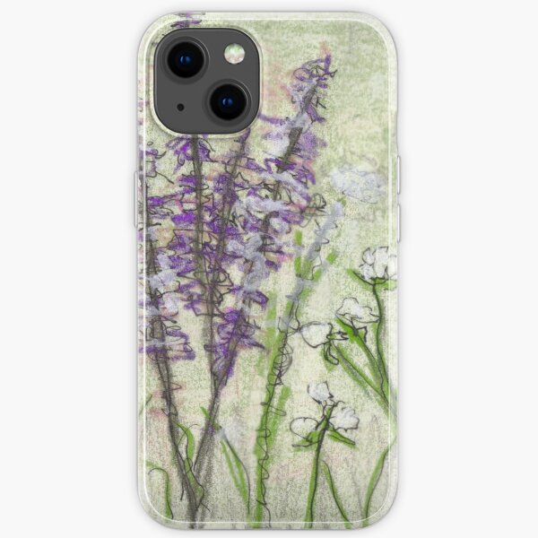 Flower Meadow iPhone Soft Case