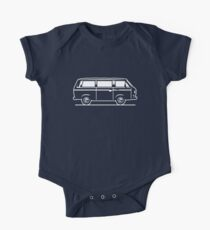 Drive by Bus 3 (white, only) Kids Clothes