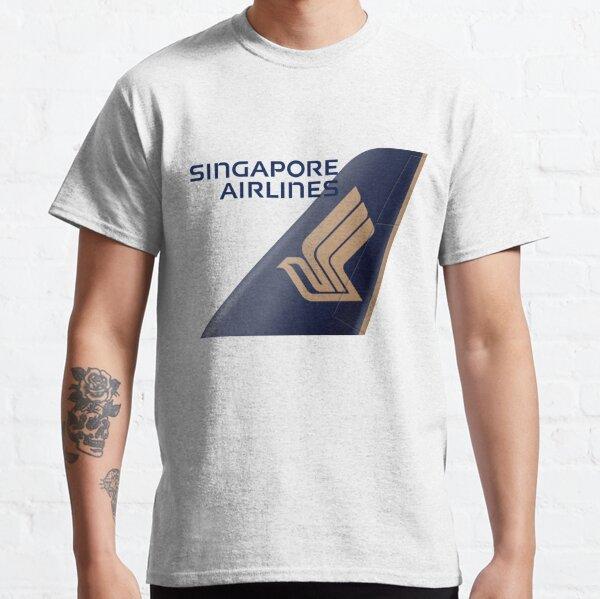 Singapore Airlines Logo Classic T-Shirt