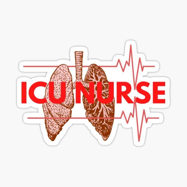 ICU Nurse/RN Sticker