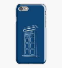 Jump on the TARDIS iPhone Case/Skin