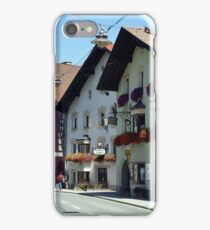 Matrei am Brenner, Tyrol, Austria iPhone Case/Skin