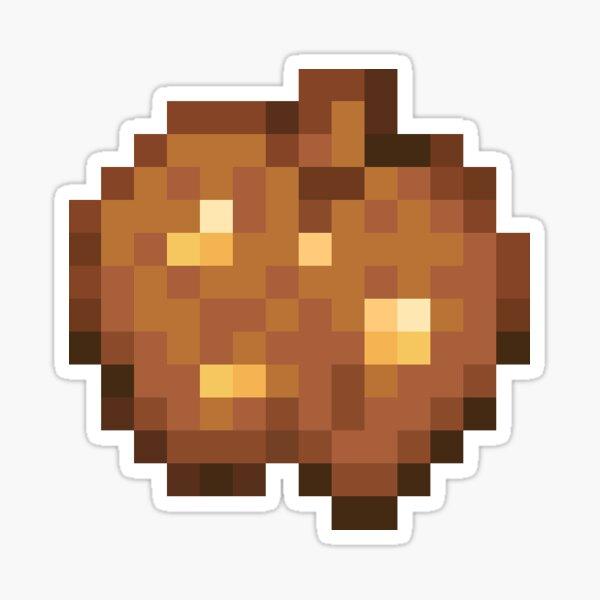 Apple Pixel Cookie Sticker