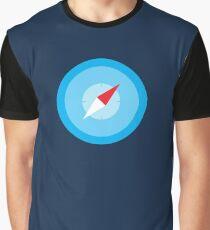 Safari Grafik T-Shirt