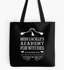 Cackle Academy Tote Bag