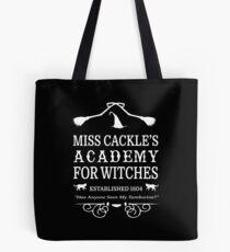 Bolsa de tela Cackle Academy
