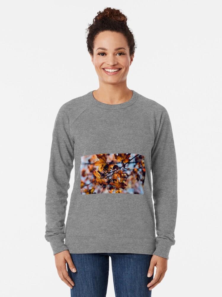 Alternate view of Rebirth  Lightweight Sweatshirt