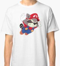 Super Raccoon Suit Classic T-Shirt