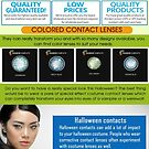 Halloween contacts by colorcontacts