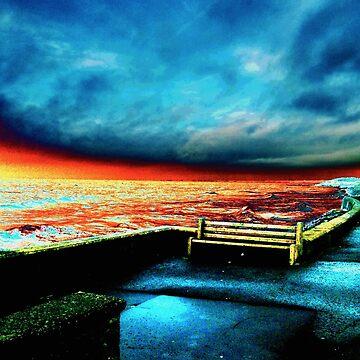 Expressive Newton Beach  by EMSART95
