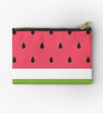 Watermelon abstract Studio Pouch