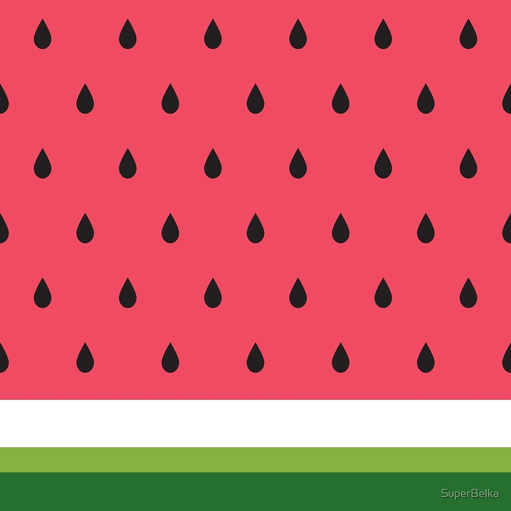 Watermelon abstract by SuperBelka