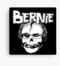 Bernie - Misfits logo Canvas Print