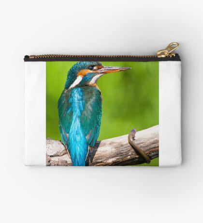 Kingfisher Studio Pouch