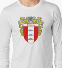 Delaney Coat of Arms/Family Crest Long Sleeve T-Shirt