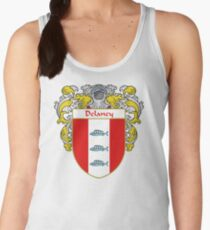 Delaney Coat of Arms/Family Crest Women's Tank Top