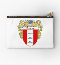 Delaney Coat of Arms/Family Crest Studio Pouch