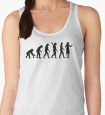 Evolution waitress Women's Tank Top