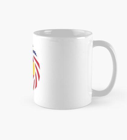 Spanish American Multinational Patriot Flag Series Mug