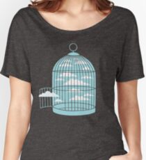 Free as a Bird Women's Relaxed Fit T-Shirt