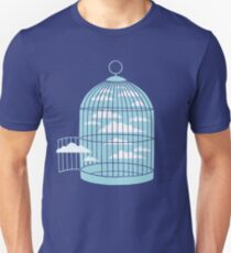 Free as a Bird Unisex T-Shirt