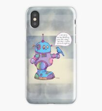 I was going to say something cute and witty...  iPhone Case